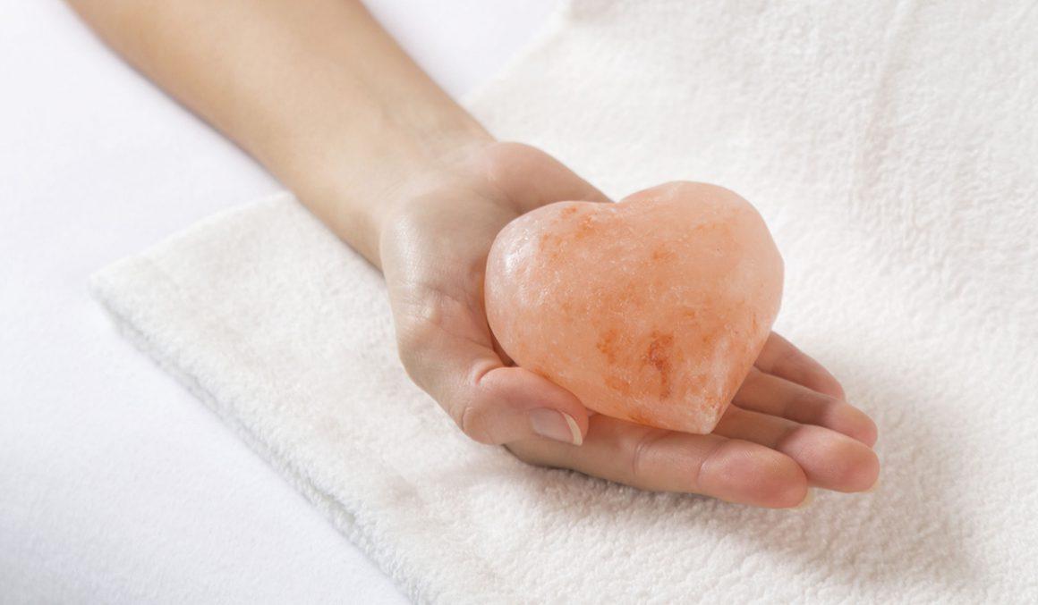Salt Massage